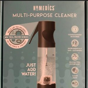 Homedics ozone clean 3in 1 Multipurpose Cleaner